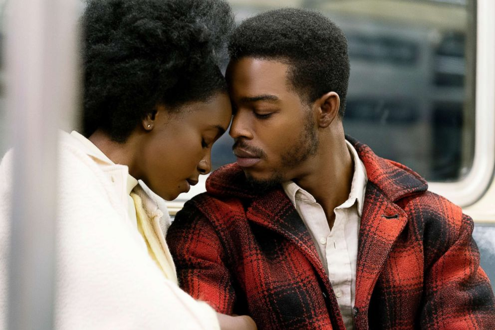 PHOTO: A scene from If Beale Street Could Talk.