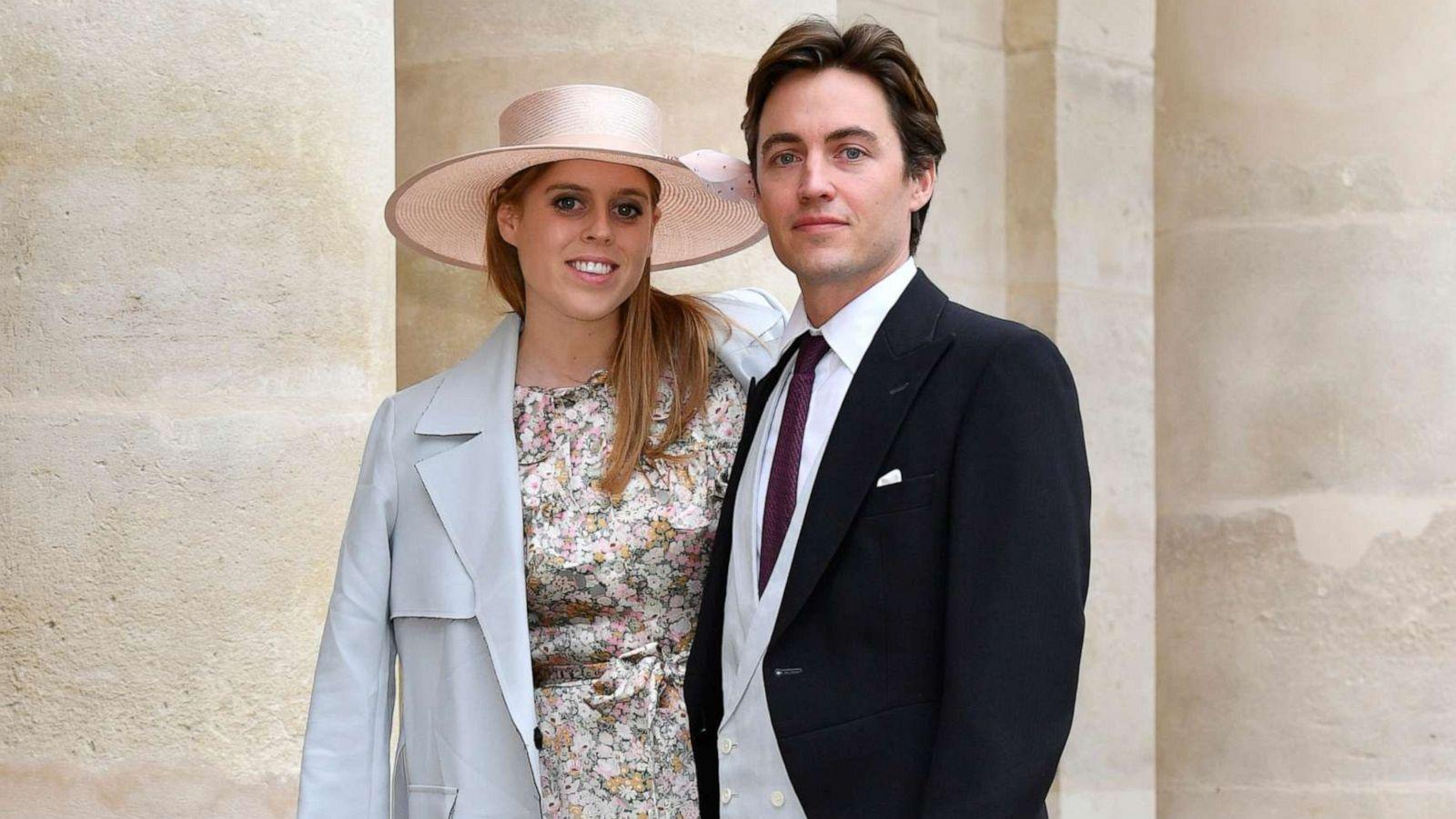 Buckingham Palace Announces Royal Wedding Details For Prince