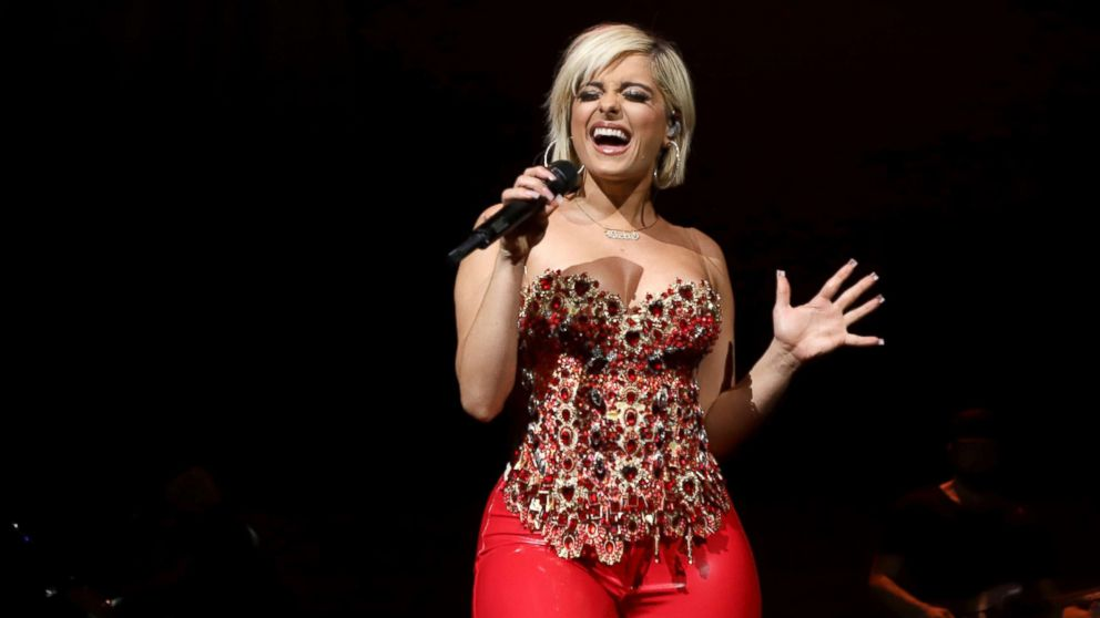 a6d89804525b Bebe Rexha says designers won t dress her for the Grammys because ...