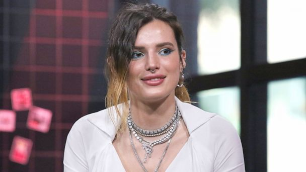 Bella Thorne shares personal photos after hacker threatens to extort