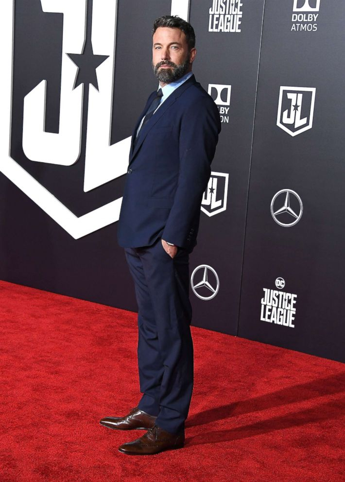 PHOTO: Ben Affleck attends the Premiere Of Warner Bros. Pictures Justice League at Dolby Theatre, Nov. 13, 2017, in Hollywood, Calif.
