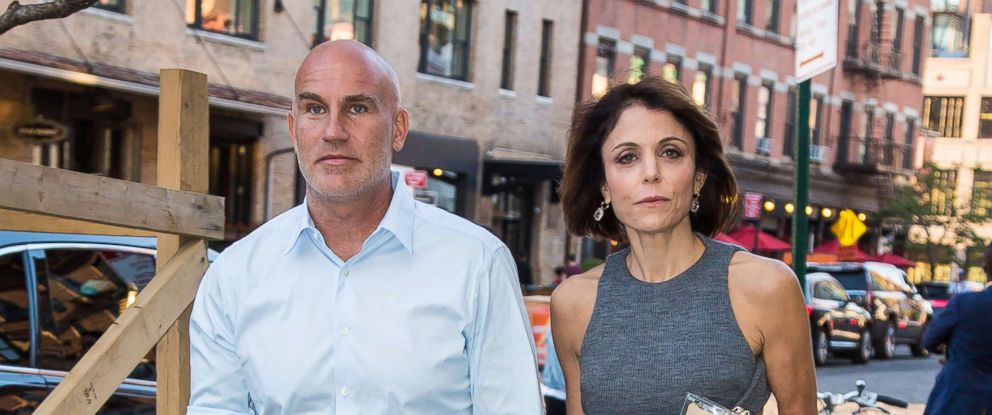 PHOTO: In this file photo, Bethenny Frankel and Dennis Shields are seen leaving SoHo House, June 14, 2016 in New York City.