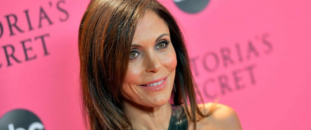 PHOTO:Bethenny Frankel attends the 2018 Victorias Secret Fashion Show at Pier 94 on Nov. 8, 2018 in New York City.
