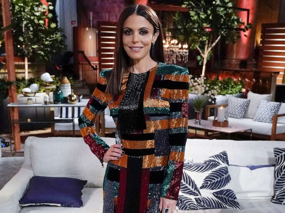 PHOTO: Bethenny Frankel during the Reunion for The Real Housewives of New York City.
