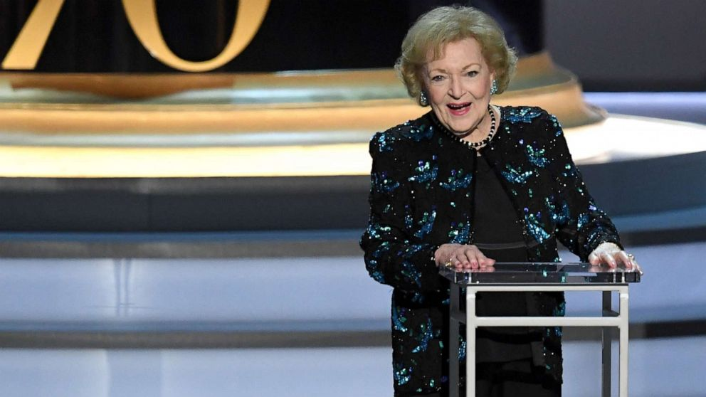 98-year-old Betty White to star in a Christmas movie on Lifetime