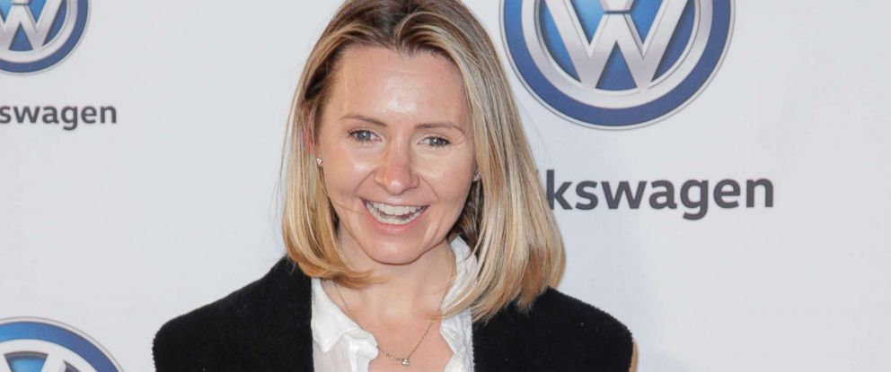 PHOTO: Beverley Mitchell attends Volkswagens annual Holiday Drive-In at Goya Studios, Nov. 30, 2018, in Los Angeles.