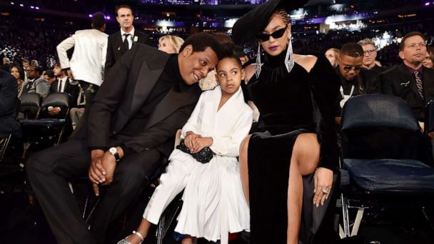 Beyonce's daughter Blue Ivy makes her debut on the Billboard Hot 100 chart