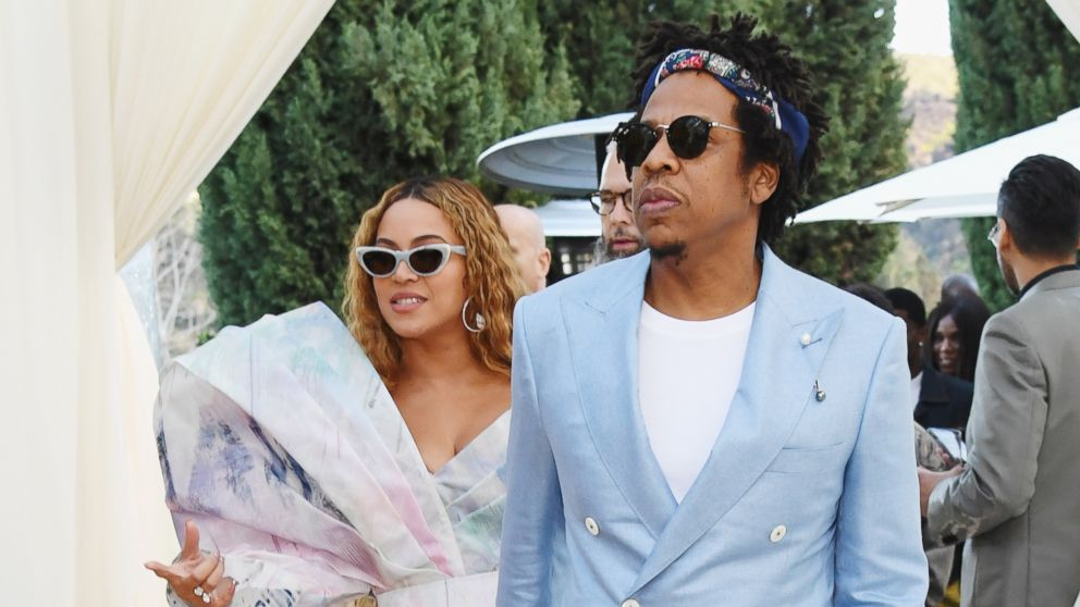 Beyonce, Jay-Z pay surprise tribute to Meghan Markle at Brit Awards