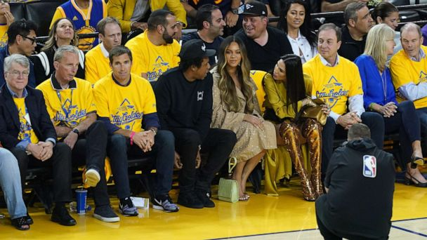 Golden State Warriors owner's wife says interaction with Jay-Z, Beyonce led to death threats