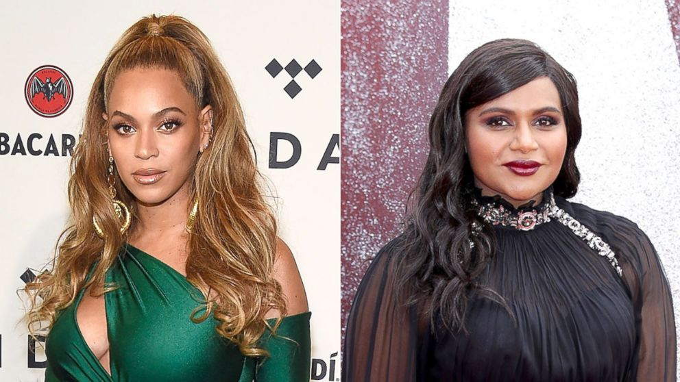 060a4ac69 Mindy Kaling channels her inner-Beyonce in homage to singer's Vogue cover  and inspires others to follow suit - ABC News
