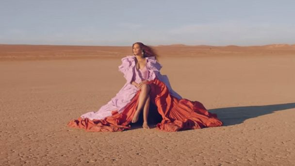 "Beyonce's new music video for ""Spirit"" features these dazzling looks"