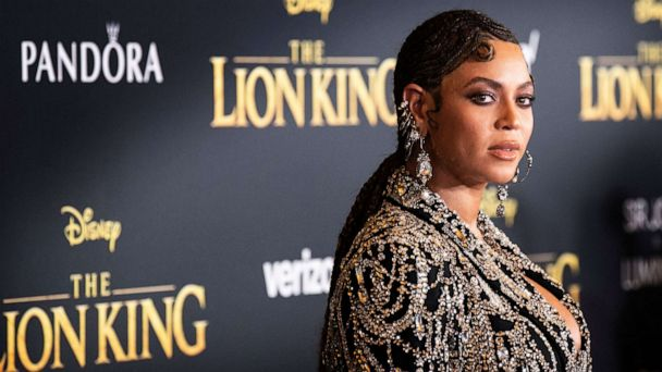 Beyonce drops new 'The Lion King'-themed single, 'Spirit'