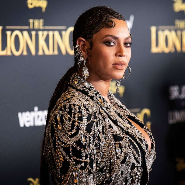 Beyoncé says 'The Lion King' album is 'a love letter to Africa'