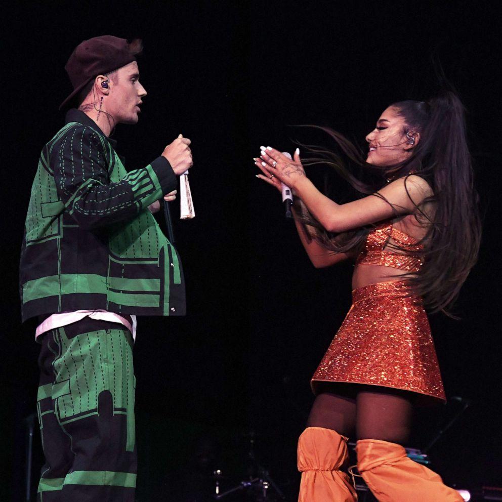 Justin Bieber makes surprise appearance at Coachella