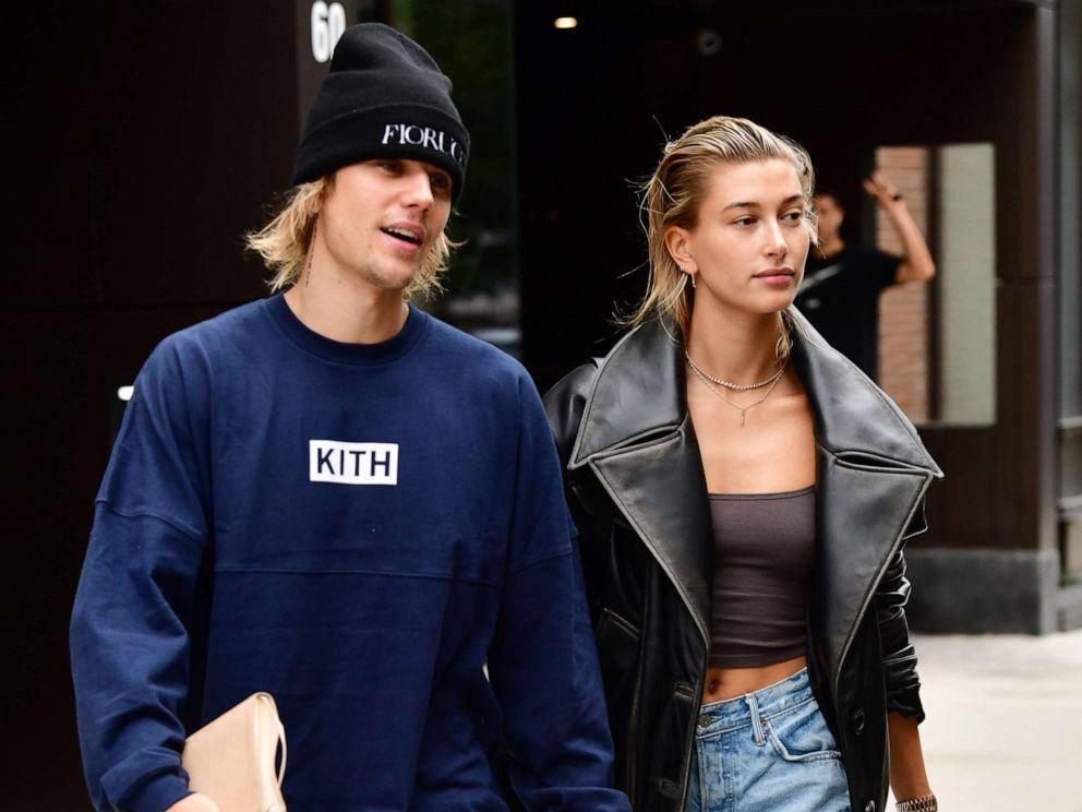 PHOTO:Justin Bieber and Hailey Baldwin in Brooklyn, N.Y., Sept. 14, 2018.