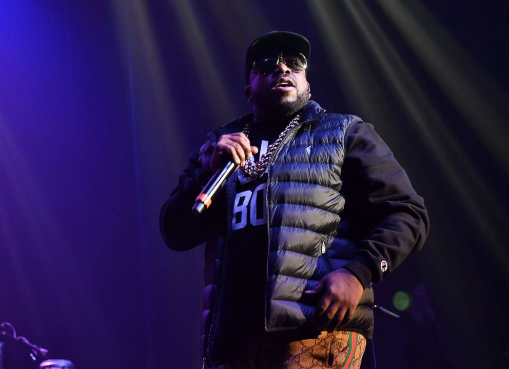 PHOTO: Rapper Big Boi of Outkast performs onstage during Star 94.1 Jingle Jam, Dec. 12, 2018, in Atlanta.