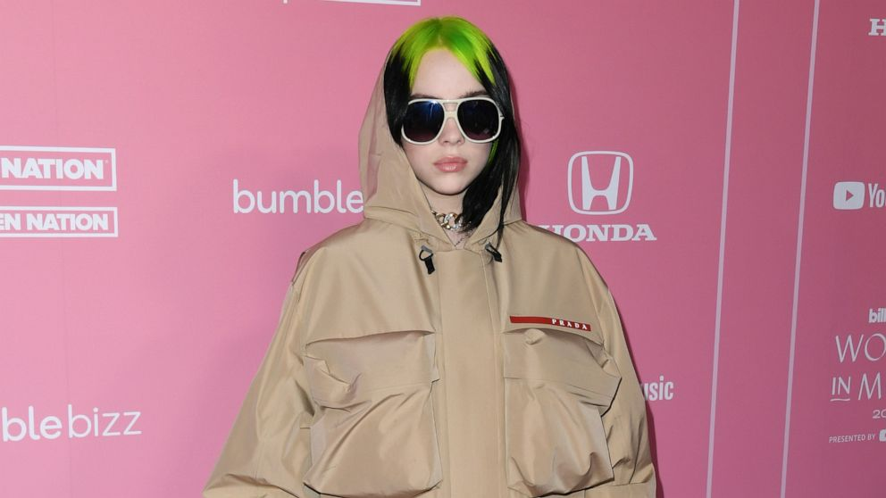 Billie Eilish teams up with H&M for sustainable clothing line