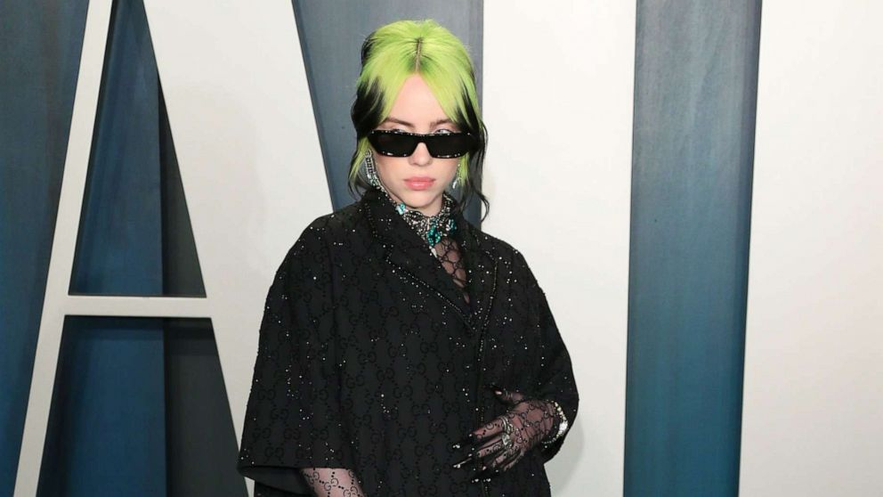 Billie Eilish's James Bond theme song 'No Time To Die' is here!