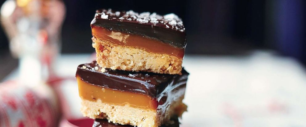 25 Days of Cookies: Jamie Oliver's 'Billionaire Shortbread' cookie recipe