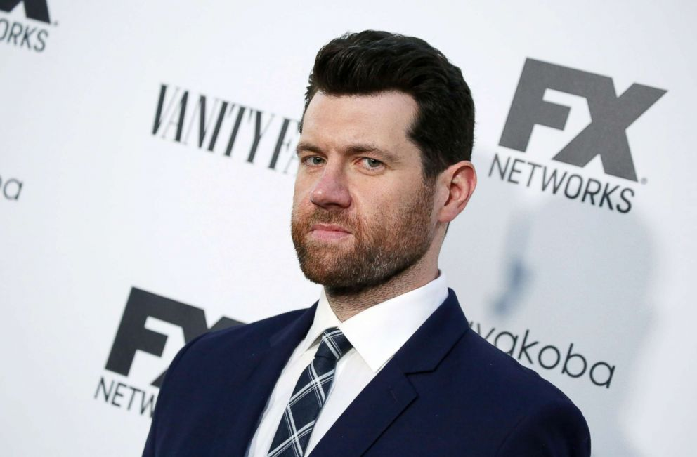 PHOTO: Billy Eichner at the Vanity Fair and FX Networks Emmys Party, in Los Angeles, Sept. 16, 2018.