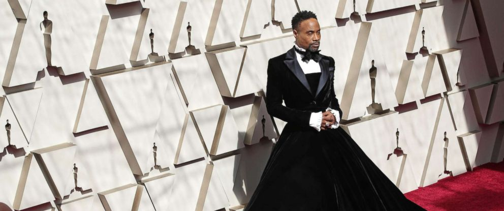 PHOTO: Billy Porter attends the 91st Annual Academy Awards, Feb. 24, 2019 in Hollywood, Calif.