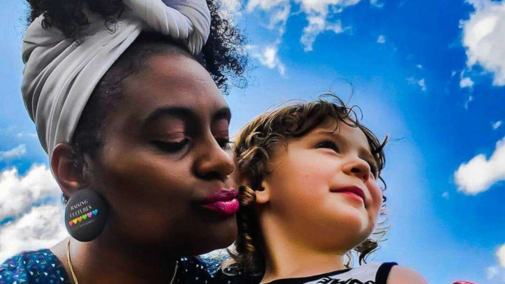 www.goodmorningamerica.com: I'm a Black mother who adopted a white baby. Here's why I carry his adoption papers.