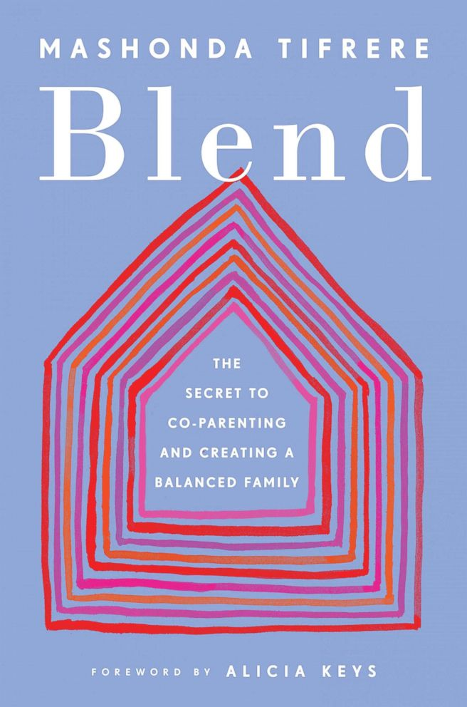 "In her new book ""Blend,"" Mashonda Tifrere chronicles her journey to co-parenting with her ex-husband, Swizz Beatz, and his wife, singer-songwriter Alicia Keys."