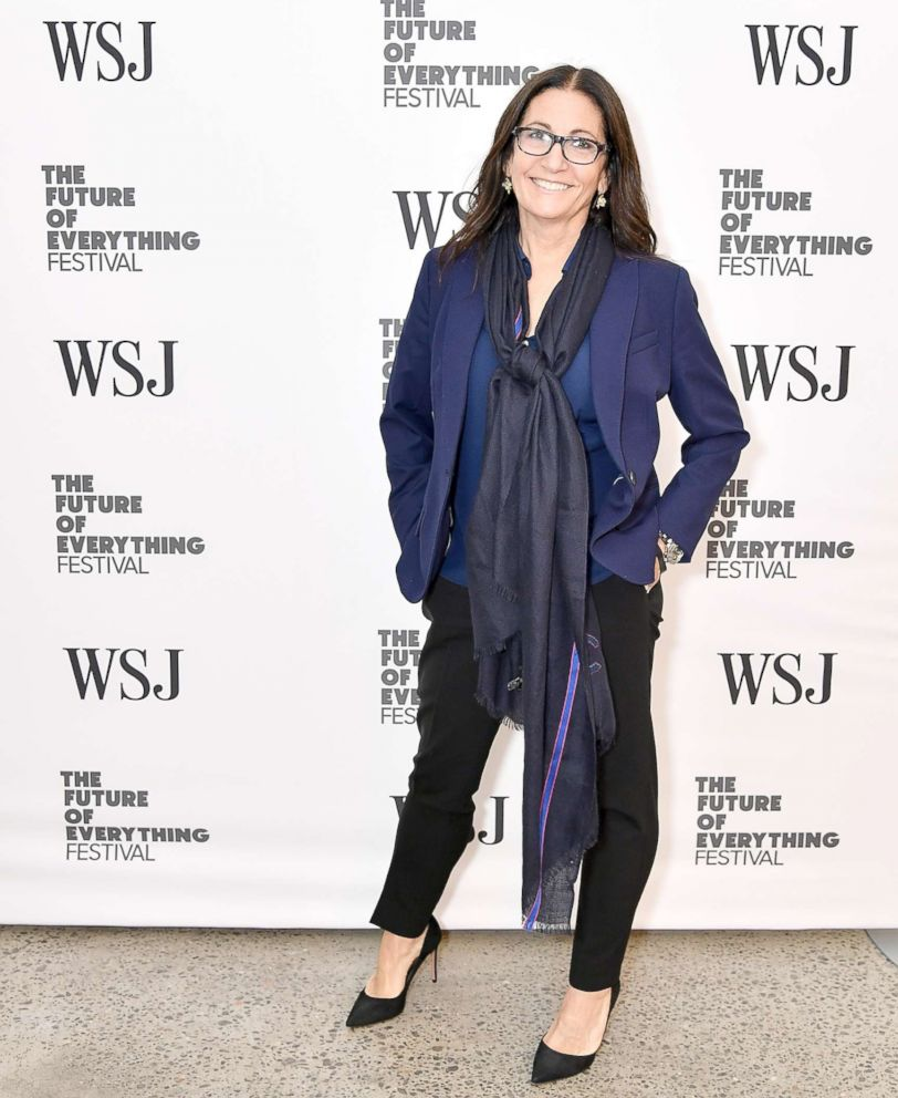 PHOTO: Makeup artist Bobbi Brown attends an event at Spring Studios in New York, May 8, 2018.