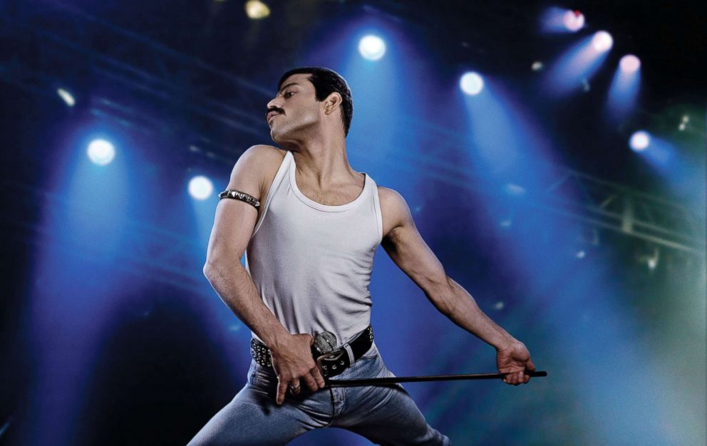 PHOTO: A scene from Bohemian Rhapsody.