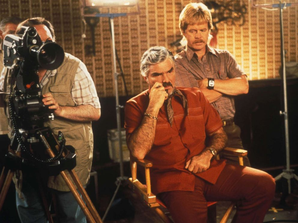 PHOTO: Burt Reynolds starring in the movie Boogie Nights.