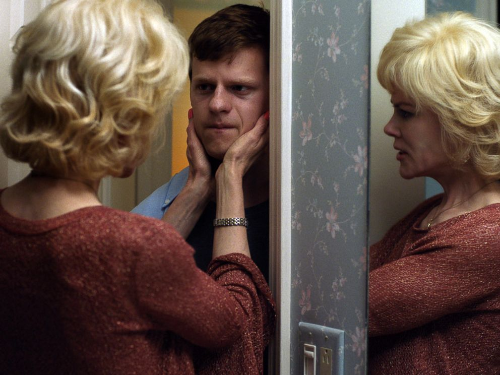 PHOTO: Lucas Hedges and Nicole Kidman in a scene from Boy Erased.