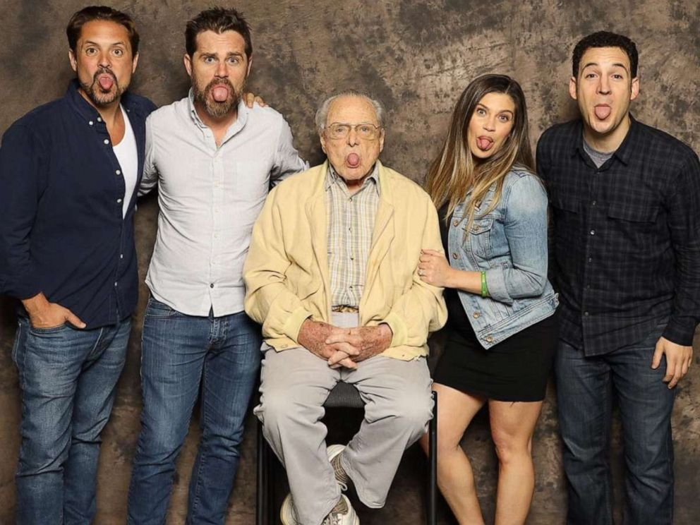 PHOTO: The cast of Boy Meets World reunited this weekend at Boston Comic-Con Fan Expo.