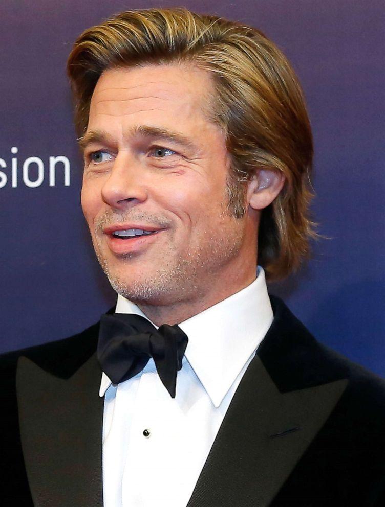 PHOTO: Brad Pitt attends an event on Nov. 20, 2018, in Beijing.