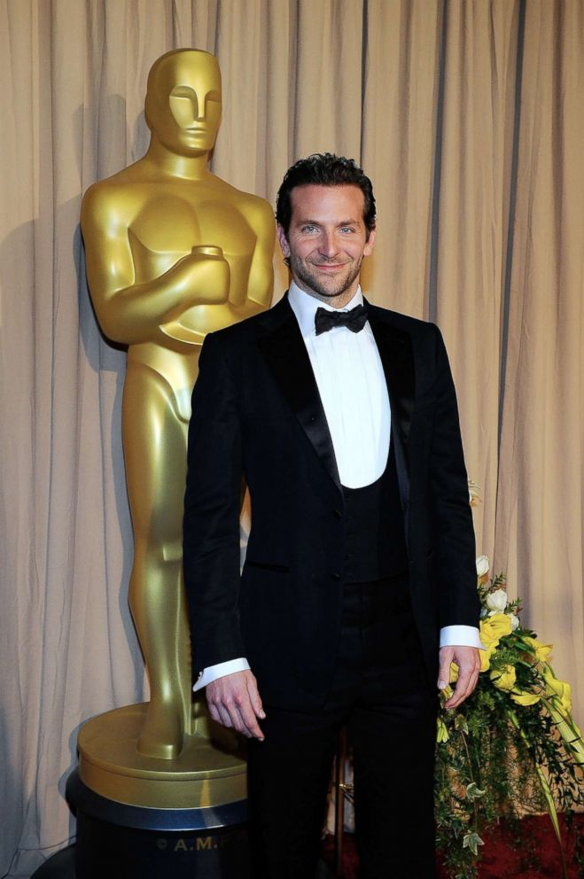 PHOTO: Actor Bradley Cooper arrives backstage at the 82nd Annual Academy Awards held at Kodak Theatre, March 7, 2010, in Hollywood, Calif.