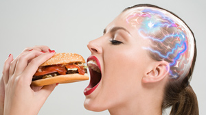 brain junk food