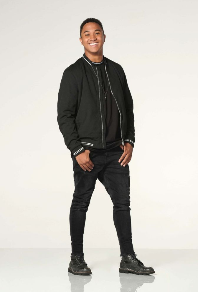 PHOTO: Brandon Armstrong from Dancing with the Stars: Juniors is pictured.