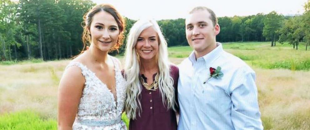 PHOTO: Kolbie Sanders, 24, of Tyler, Texas, donated her non-refundable wedding venue to Halie Hipsher, and Matt Jones of Canton, Texas.