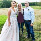 Kolbie Sanders, 24, of Tyler, Texas, donated her non-refundable wedding venue to Halie Hipsher, and Matt Jones of Canton, Texas.