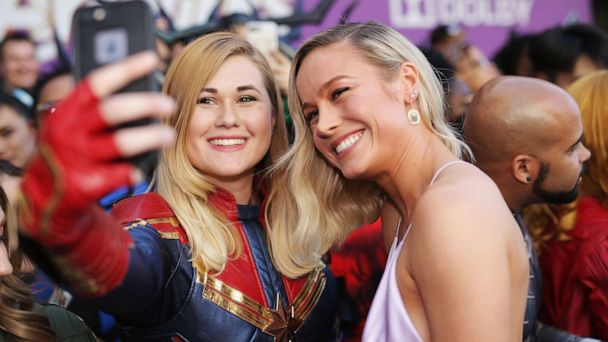 Cast of 'Avengers: Endgame' shares clues from the red carpet