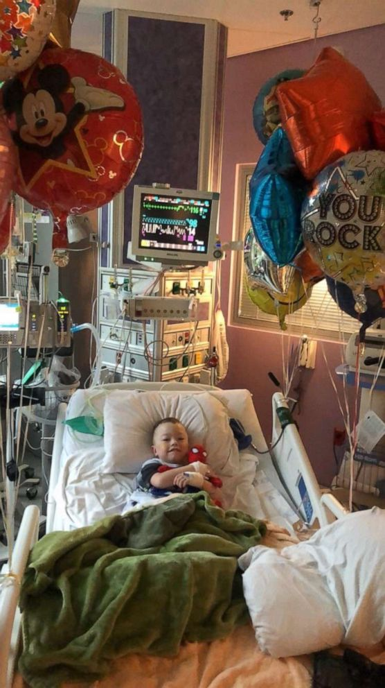 PHOTO: Brody, now 4, was born at 27 weeks with medical complications that have required multiple surgeries.