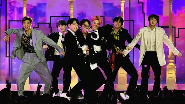 BTS members must serve in the South Korean military