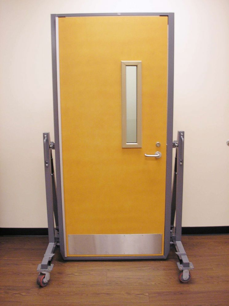 Are bulletproof doors the future of school safety? A school district
