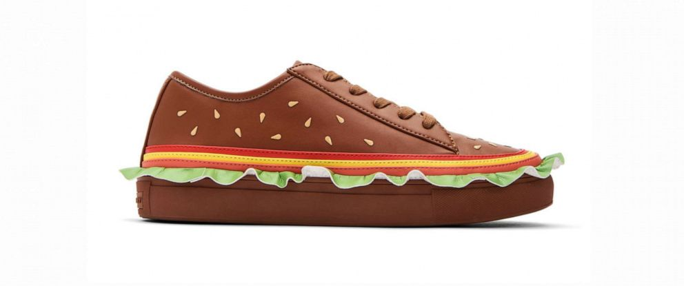PHOTO: THE MUNCHIE shoe from Katy Perry.