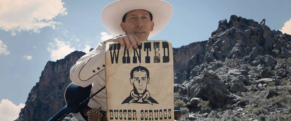 "PHOTO: A scene from ""The Ballad of Buster Scruggs."""