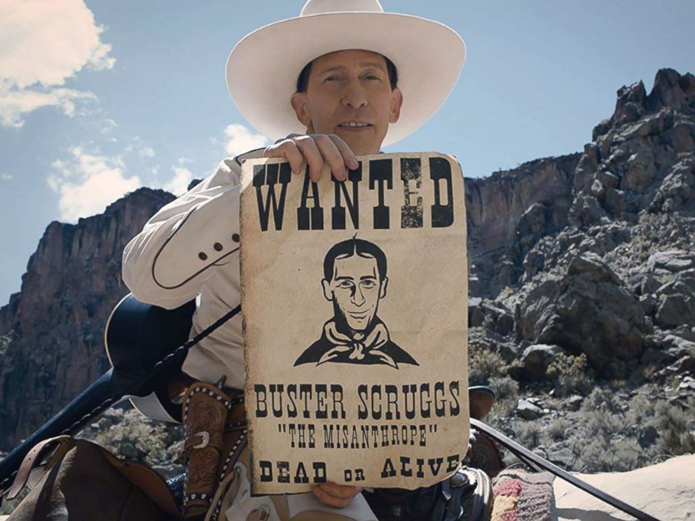 PHOTO: A scene from The Ballad of Buster Scruggs.