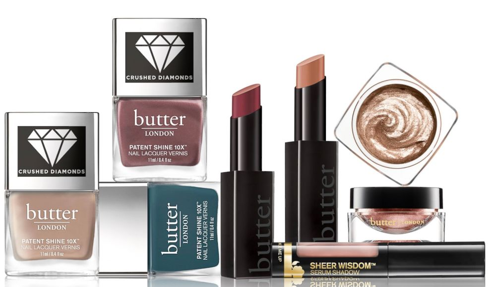 PHOTO: Butter LONDON products are pictured here.