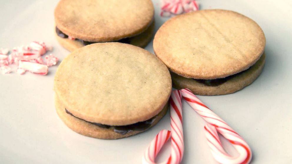 25 Days Of Cookies Alex Guarnaschelli S Candy Cane Cookie