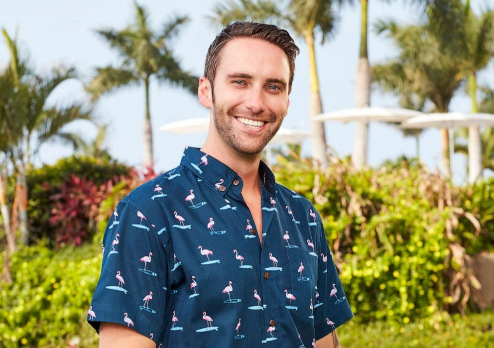 PHOTO: Cam Ayala will be on the next season of Bachelor in Paradise.
