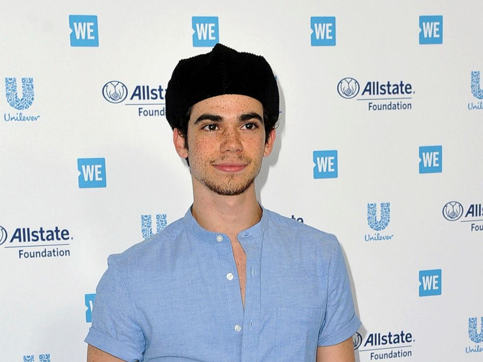 Disney Channel airs Cameron Boyce tribute following 'Descendants 3'