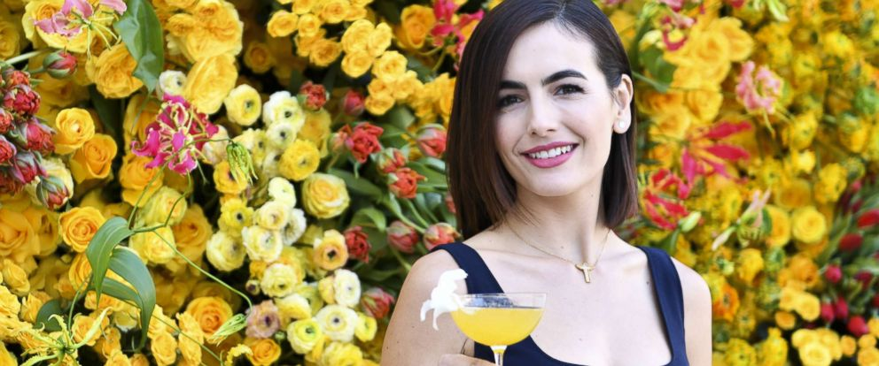 PHOTO: Camilla Belle poses for portrait at The Beverly Hilton menu unveiling for The 76th Annual Golden Globe Awards, Dec. 13, 2018, in Beverly Hills, Calif.